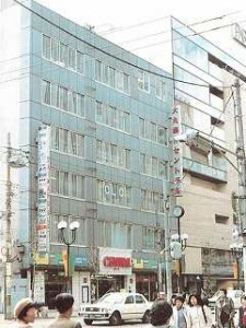 昭和53年 大丸ビル(大丸藤井セントラル)